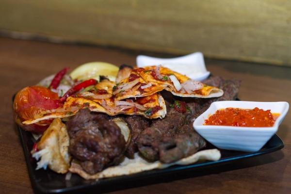 Yasmina Lebanese Cuisine Accra Ghana