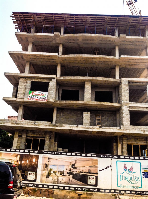 Isada Concrete Products Accra Ghana