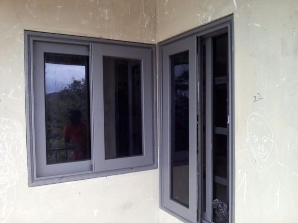 Epic aluminium windows and doors tema ghana for Window and door companies near me