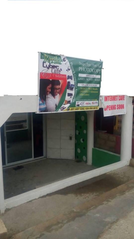 Bariki Internet Cafe Nsawam Ghana