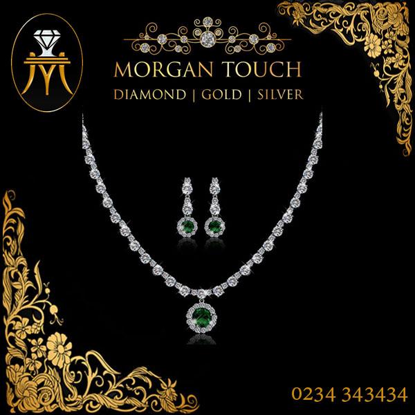 Morgan Touch Jewellery Accra Ghana