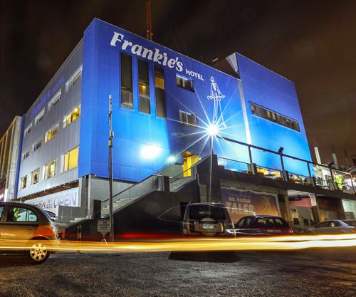Frankies Hotel & Restaurant (Accra, Ghana)