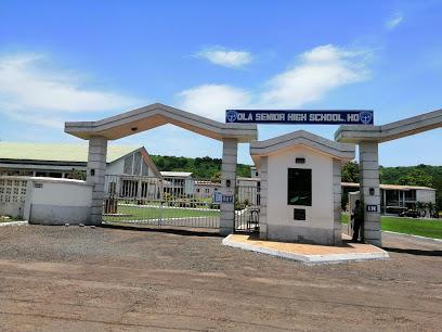 Ola Girls Senior High School (Ghana) - Contact Phone, Address