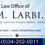 The Law Office of Isaac M. Larbi 4