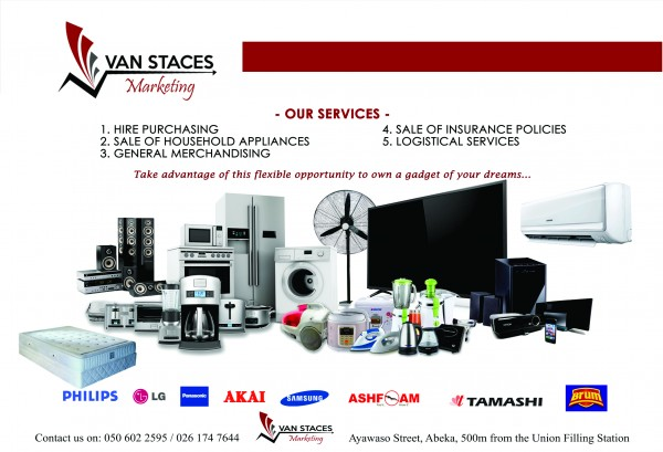 Electronics in Ghana for