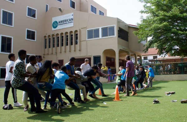 american international school  accra  ghana