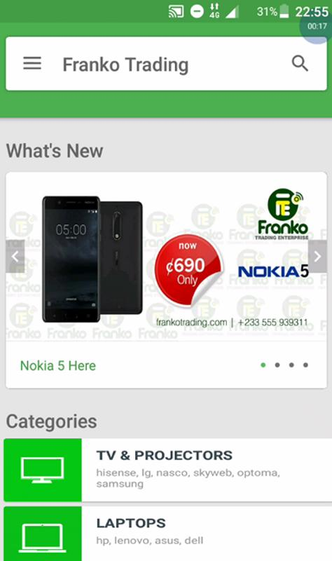 Franko Trading Enterprise- Franko Phones- Accra, Ghana