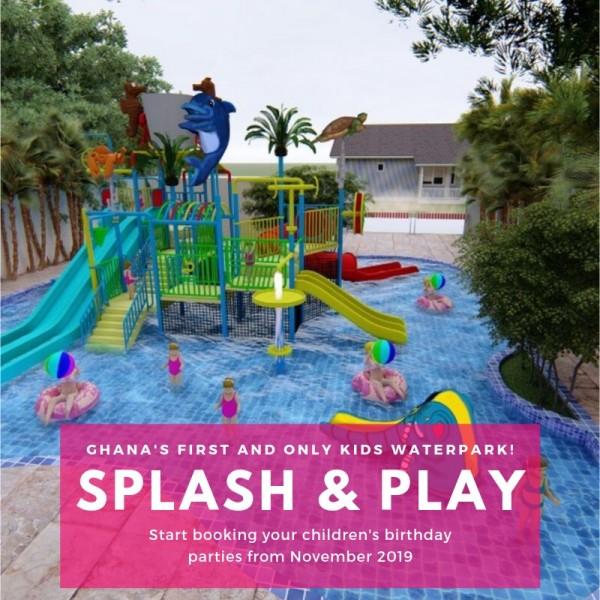 Splash Spiel