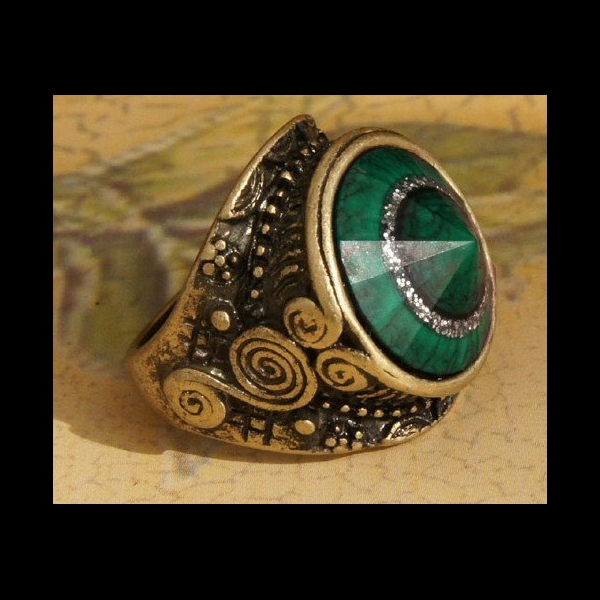 the greek mystic magic ring