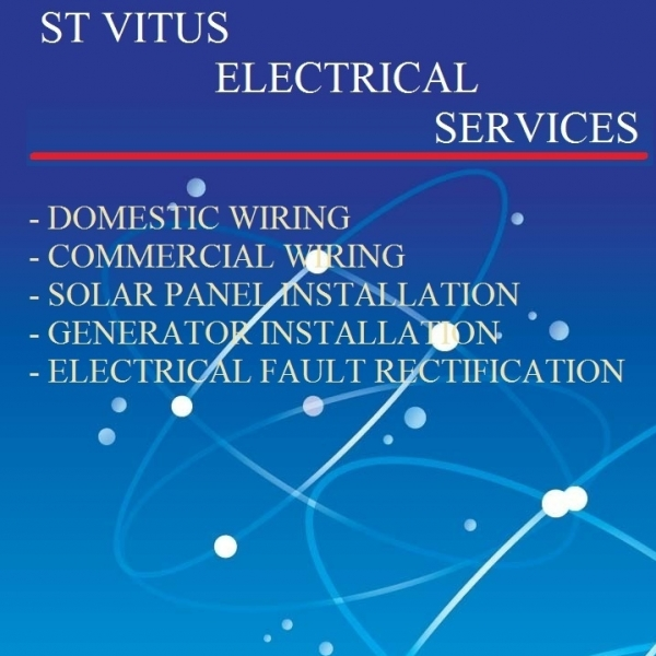 Electrical Services And Consulting St Vitus Technical Institute