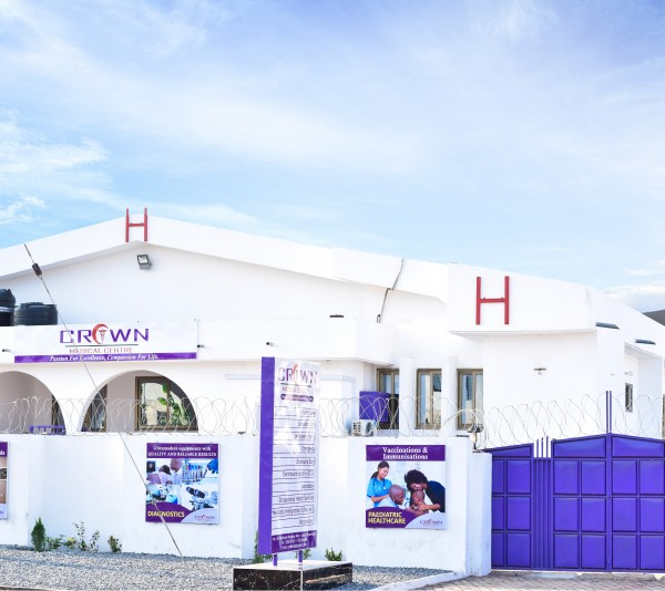 Hope In Ghana >> Crown Medical Centre Ghana (Accra, Ghana) - Phone, Address