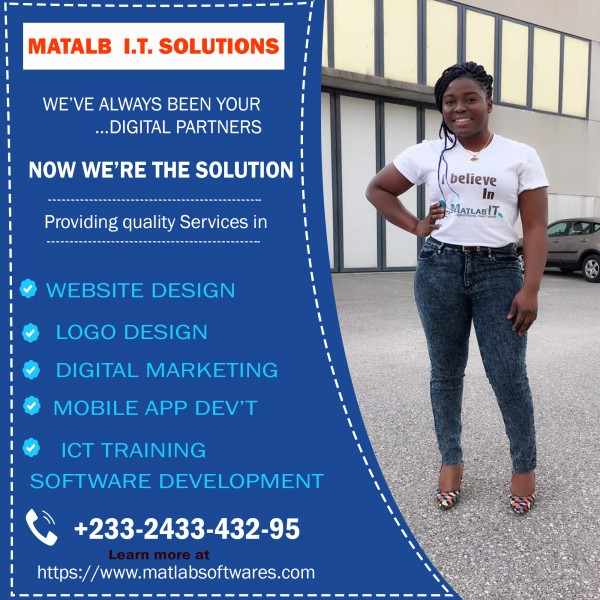 Matlab Technology Solutions (Kumasi, Ghana) - Phone, Address