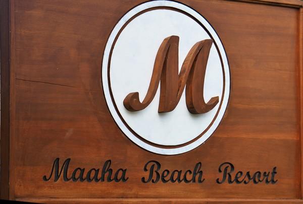 maaha beach resort  ghana