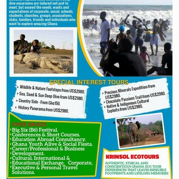Ghana Excursions
