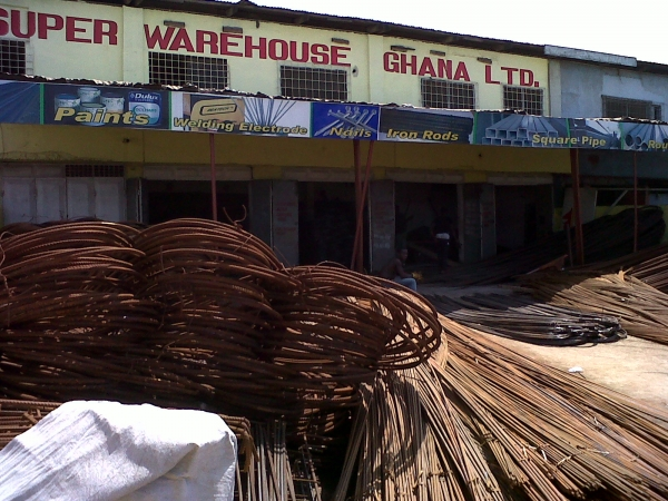 super warehouse  accra  ghana