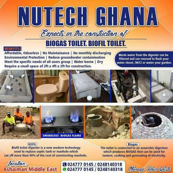Nutech Ghana Biofil Accra Ghana Contact Phone Address