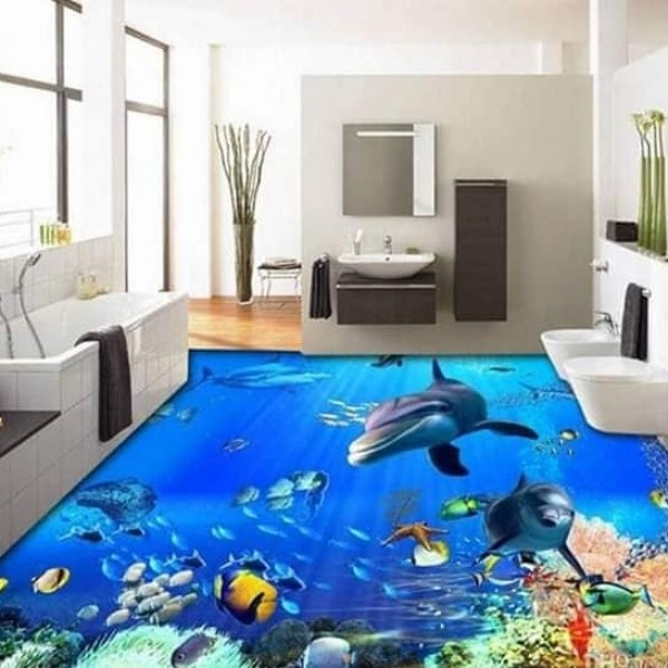 3d Epoxy Flooring Quantum Floor Technology System 3d Epoxy