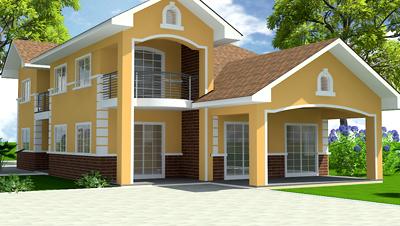Seek first architectural construction ltd takoradi ghana for Best house design ghana