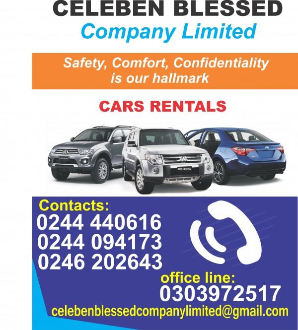 Ghana Car Rentals Accra Ghana