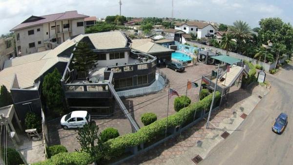 EASTGATE HOTEL (Accra, Ghana)