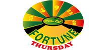 NLA Results for Fortune Thursday